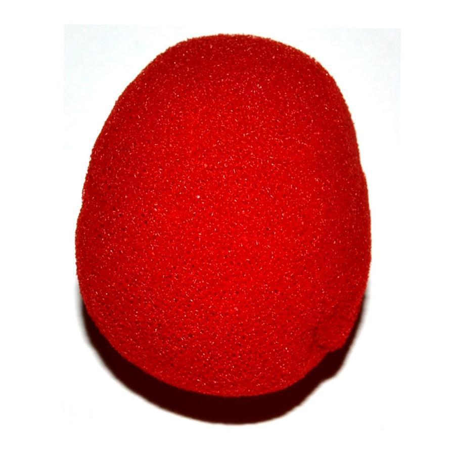 Nos penový - klaun