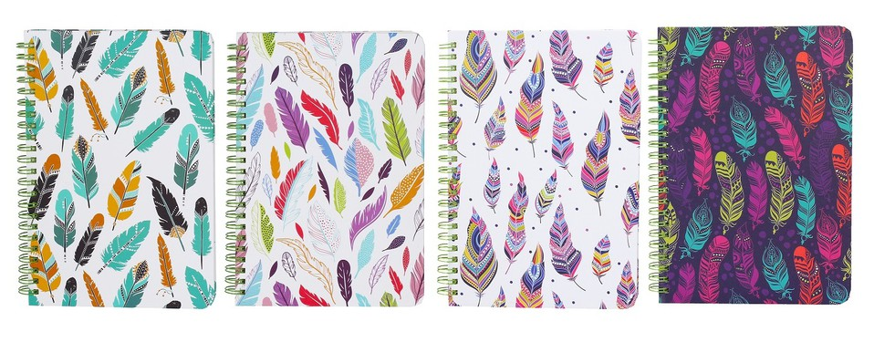 Notes s linajkami 15x20cm/60strán