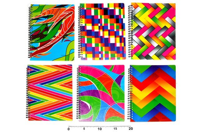 Notes 15x21 cm, 80l
