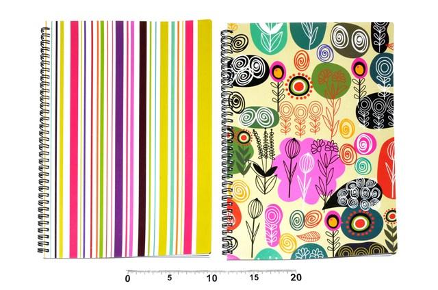 Notes 29x21 cm, 80l