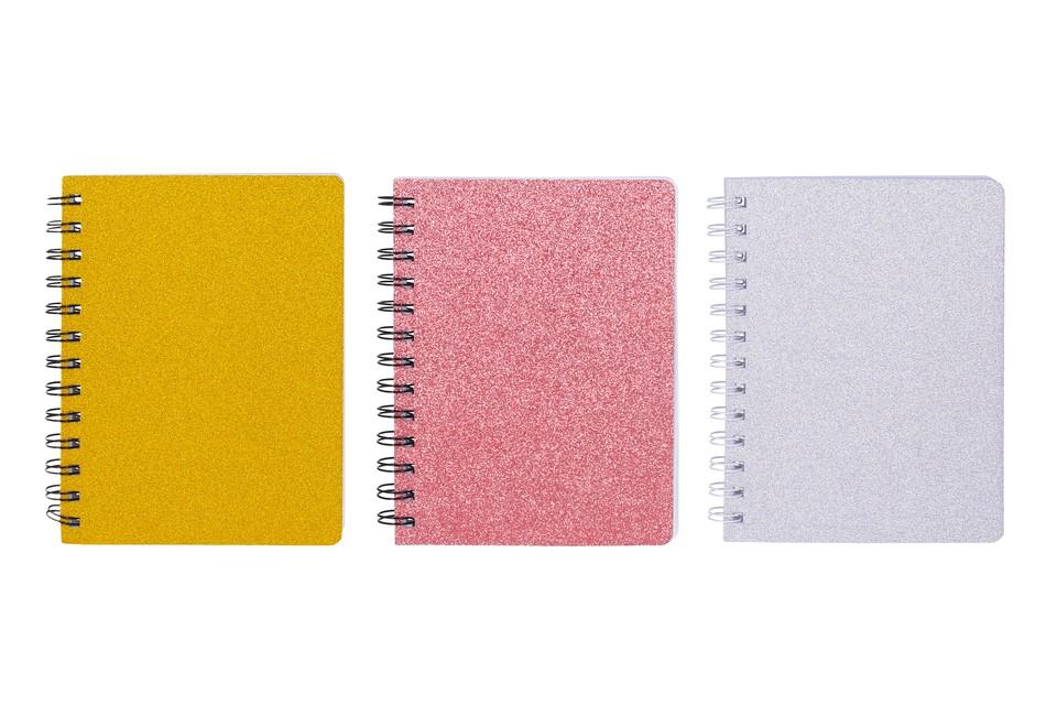 Notes 70-lisov 12x17,5cm - ružová