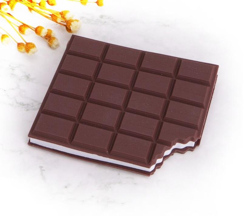 Notes čokoláda 80 listov 9,8x8,5cm
