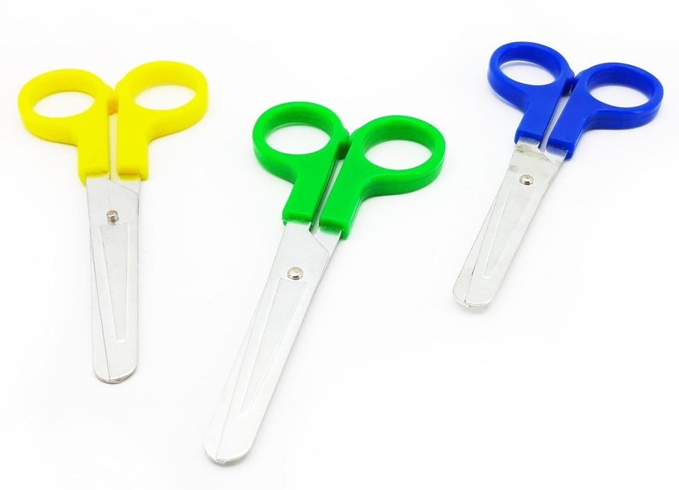 Detské nožnice 11cm - náhodná