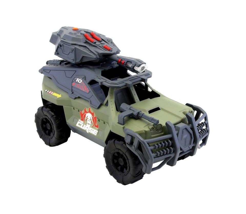 The CORPS! Obrnený vojenský transportér 27cm