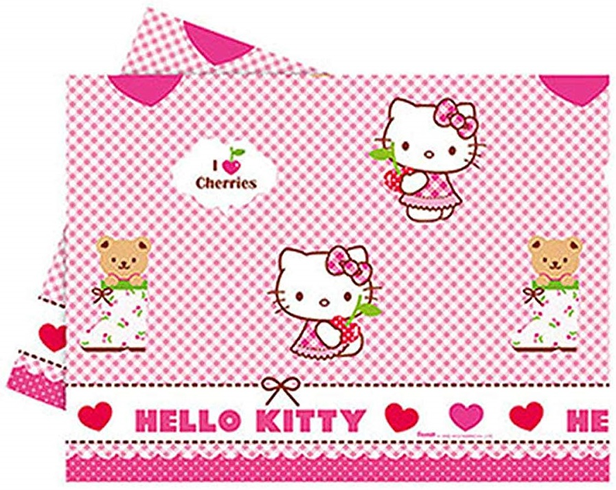 Obrus Hello Kitty 180x120cm