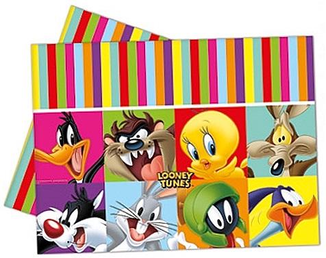 Obrus Looney Tunes 180x120cm