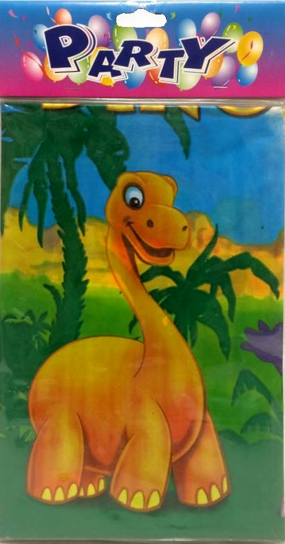Obrus Dino 130x185 cm
