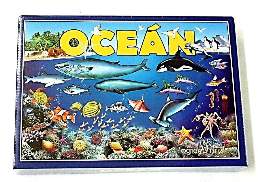 Spoločenská hra - OCEÁN