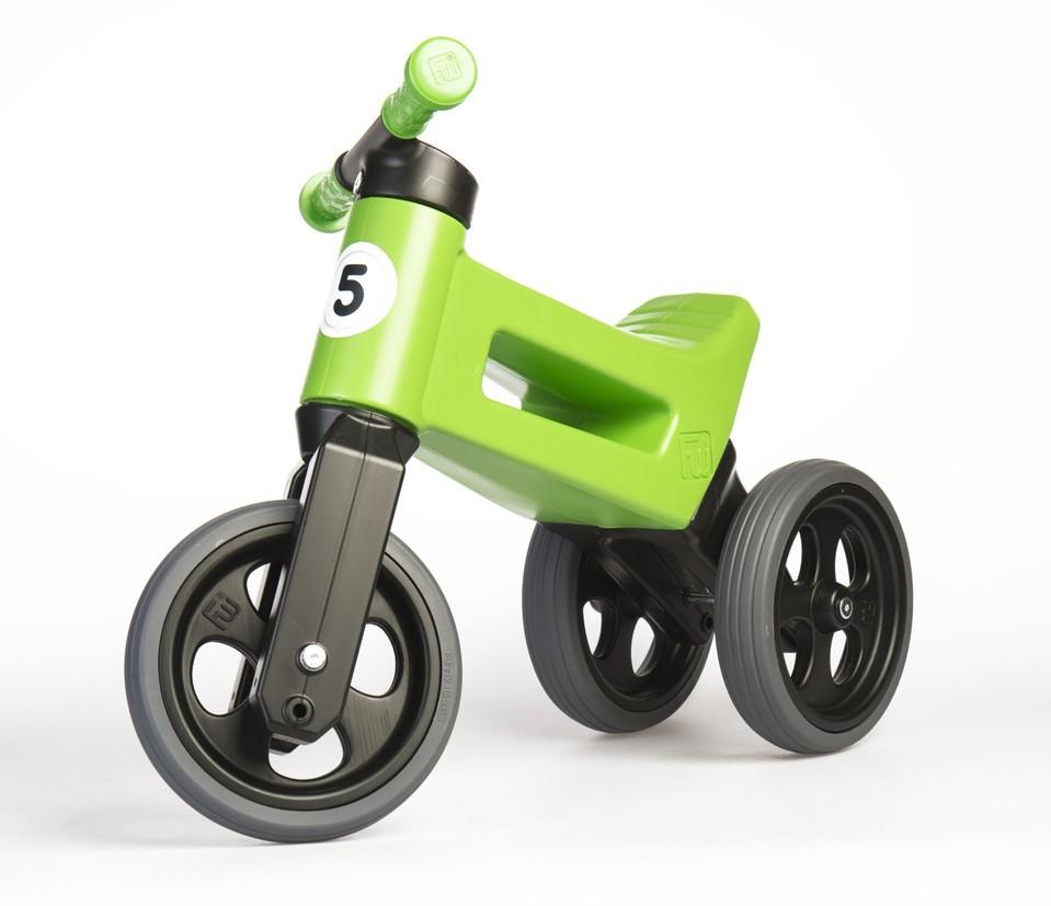 Odrážadlo motorka Funny 2v1, 65cm