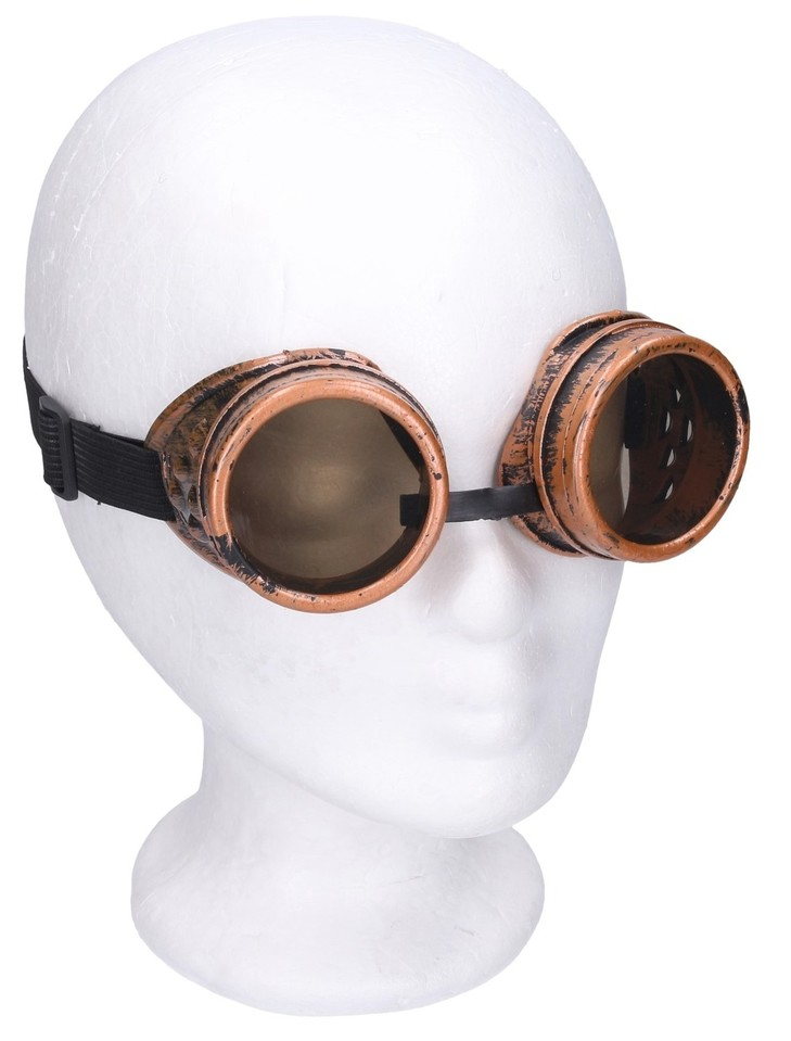 Zváračské okuliare karnevalový doplnok 23cm