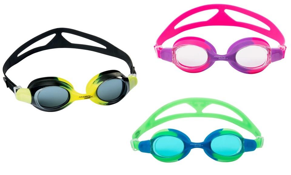 Bestway 21065 plavecké okuliare Ocean Crest - čierna