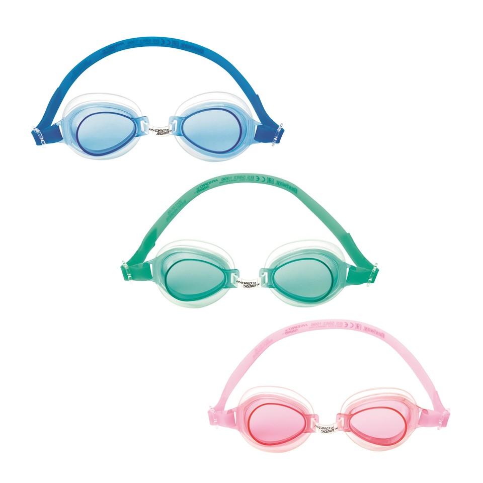 Bestway 21002 Okuliare plavecké Lil Lightning Swimmer 3farby - zelená