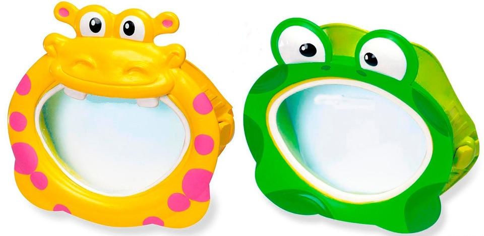 Plavecké okuliare Kids - žaba
