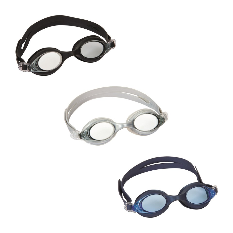 Bestway 21053 Okuliare plavecké Junior Inspira - tmavo modrá