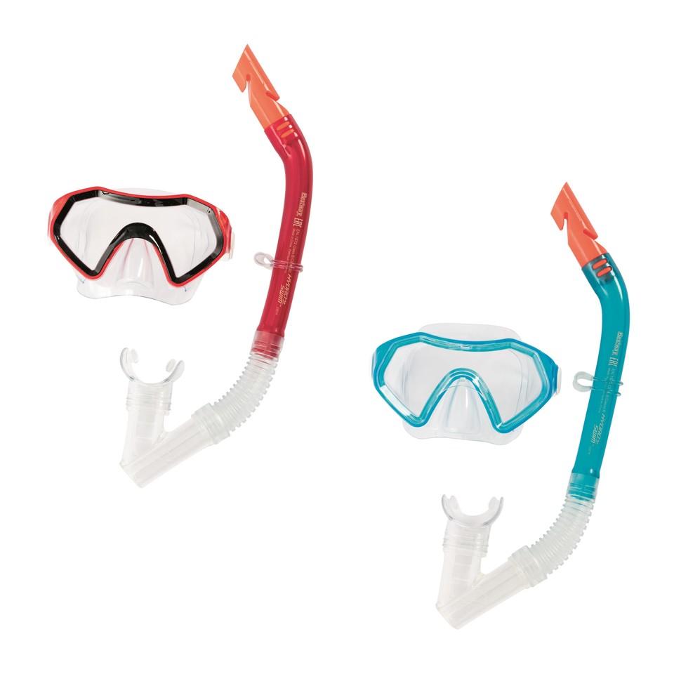 Bestway 24025 Okuliare potápačske a snorchel 2farby - náhodná