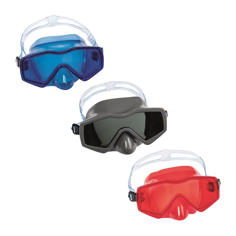 Bestway 22056 Okuliare potápačské Aqua Prime 3farby - šedá