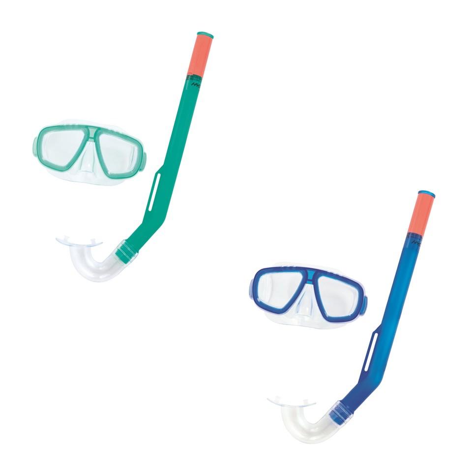 Bestway 24018 Okuliare potápačské a snorchel Fun - modrá