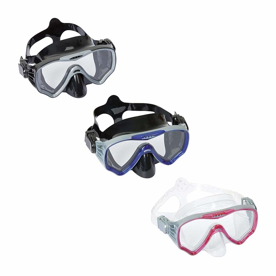 Bestway 22045 potápačské okuliare Submira - modrá