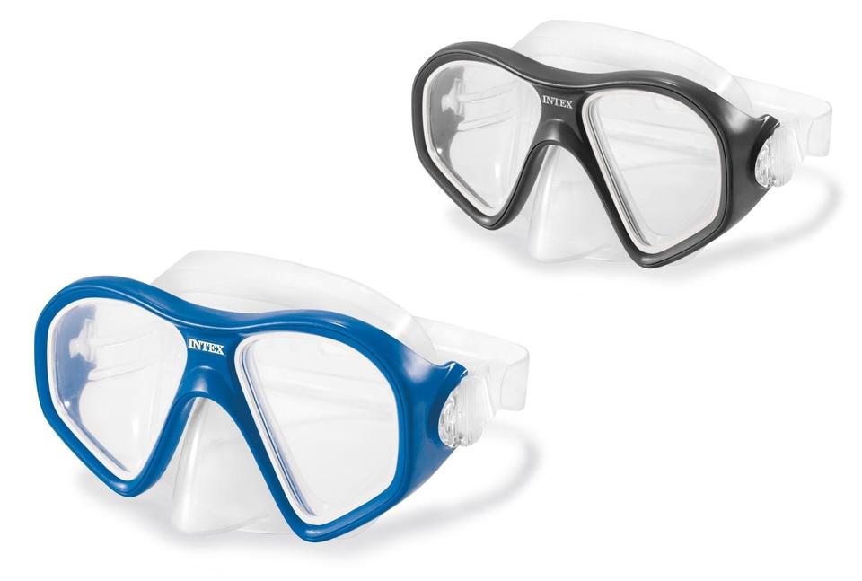 Intex 55977 Potápačské okuliare Reef Rider - čierna