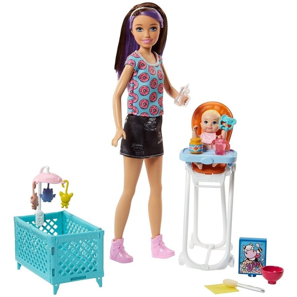 Barbie Opatrovateľka 28cm