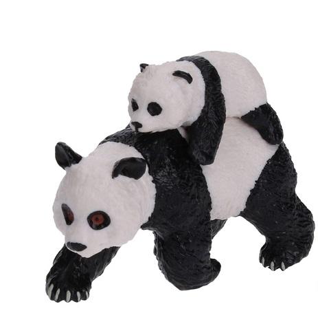 Atlas Panda s mláďatkom 8cm