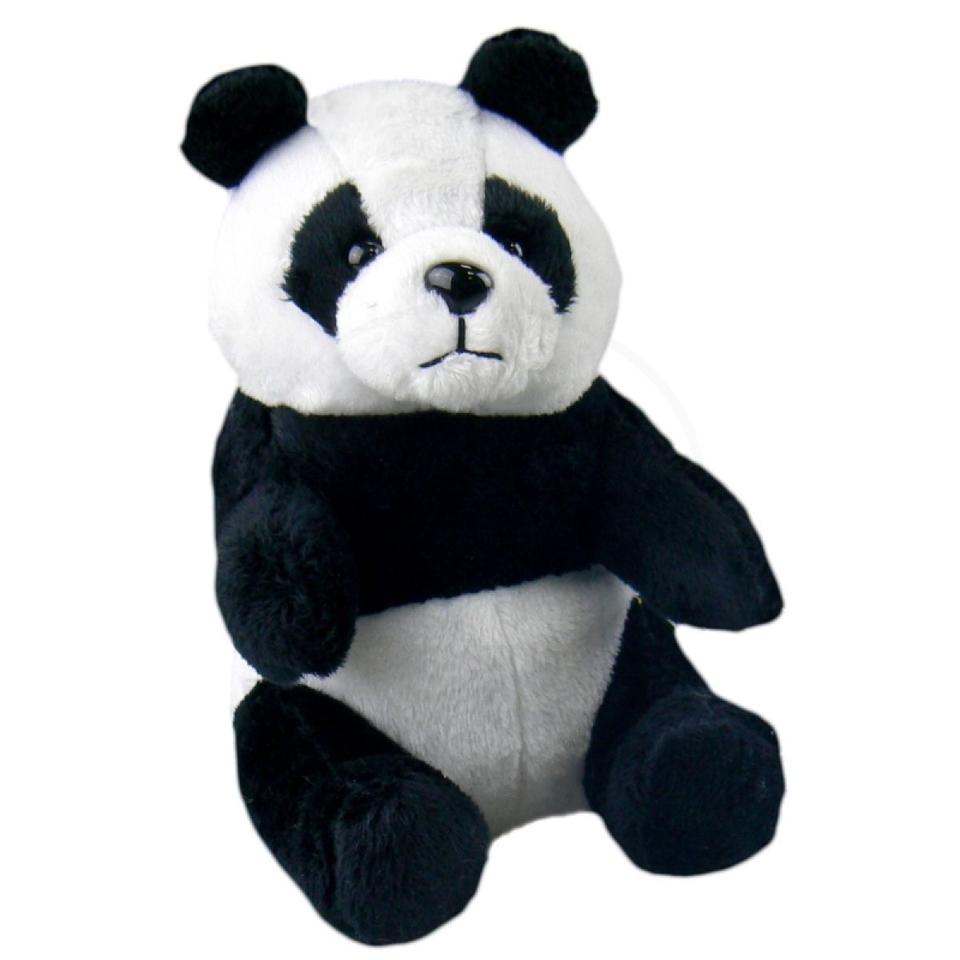 Panda plyšová 16cm