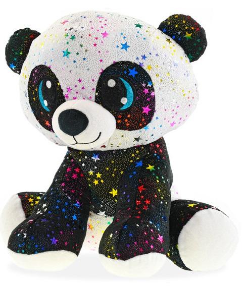 Panda plyšová Star Sparkle 23cm