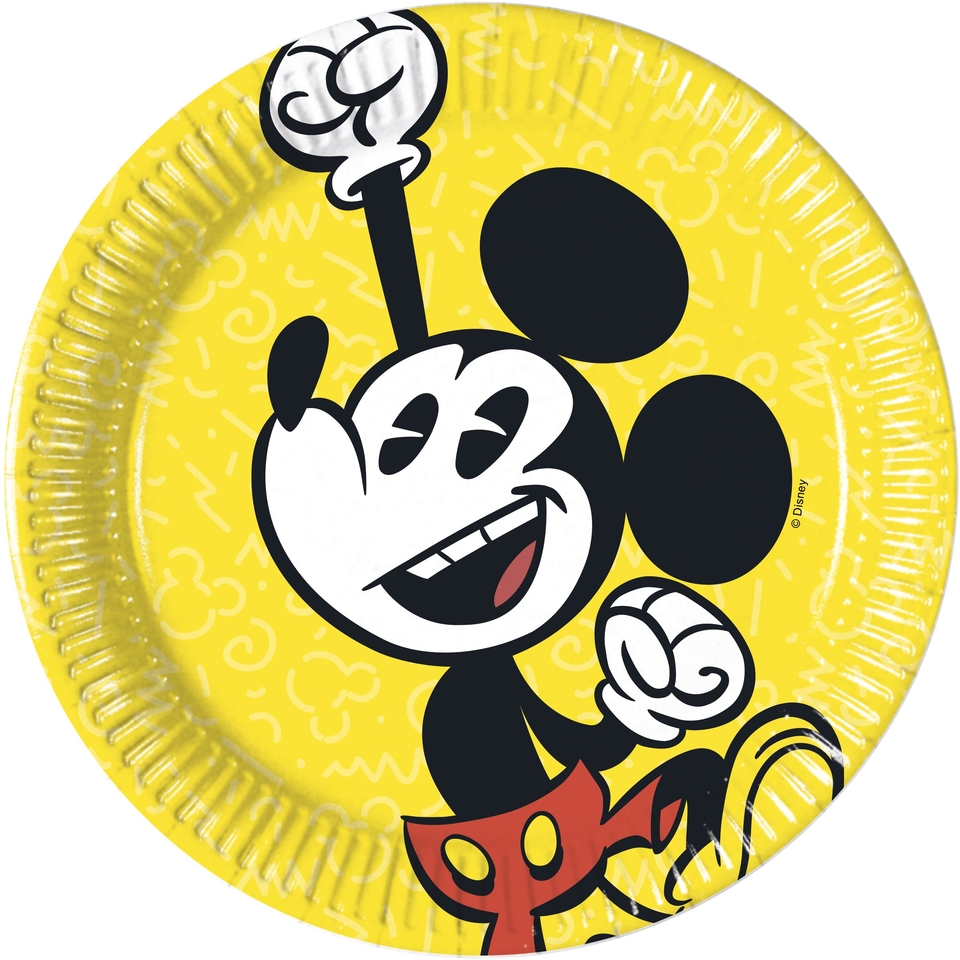 Taniere Mickey Super Cool 20cm 8ks