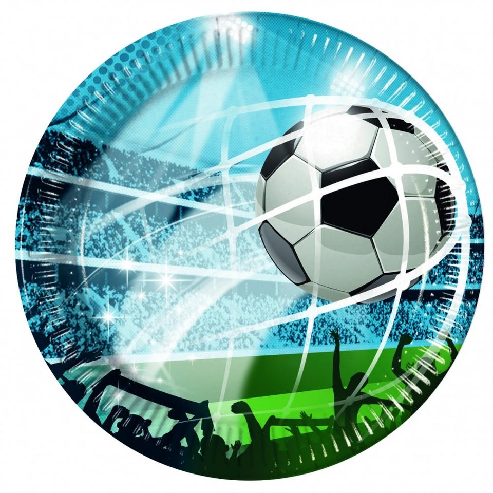 Taniere Football 23cm 8ks