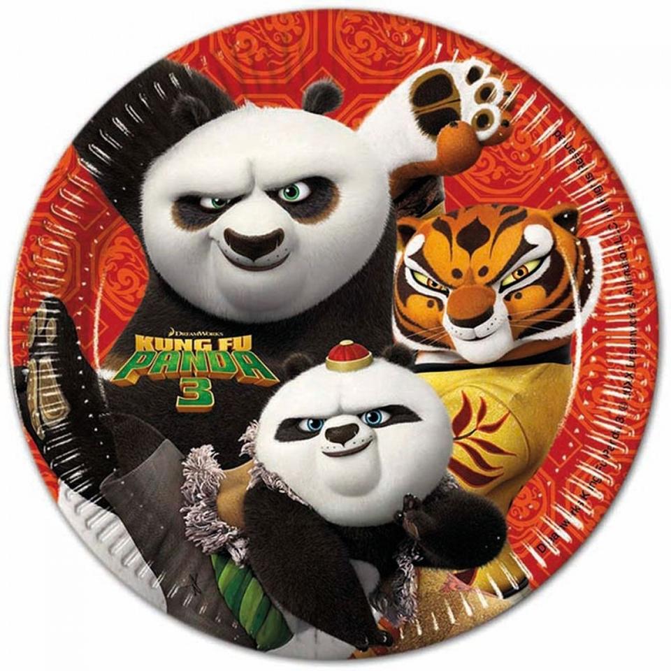Tanier Kung Fu Panda 23cm 8ks