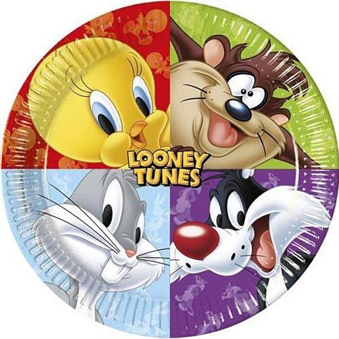 Taniere Looney Tunes 23cm 8ks