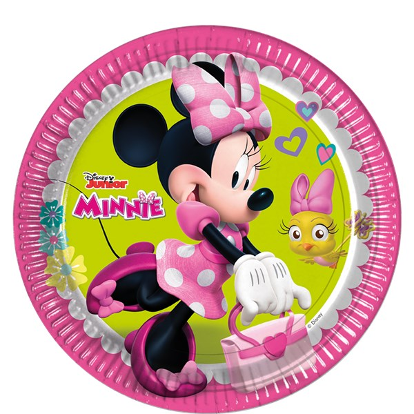 Tanier Minnie Happy 23cm 8ks