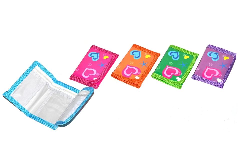 Peňaženka pre deti