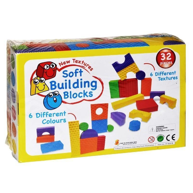 Penové bloky 32 ks