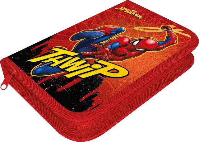 Peračník 1-zipsový Spiderman