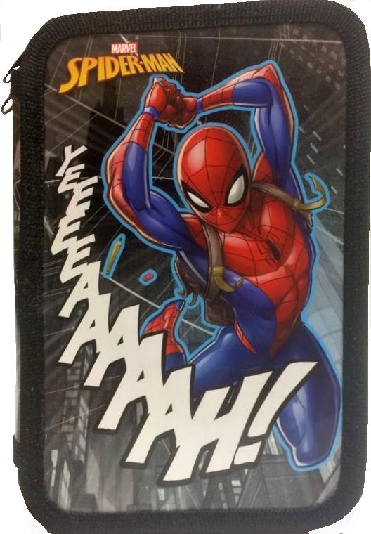 Peračník 2-poschodový Spider man