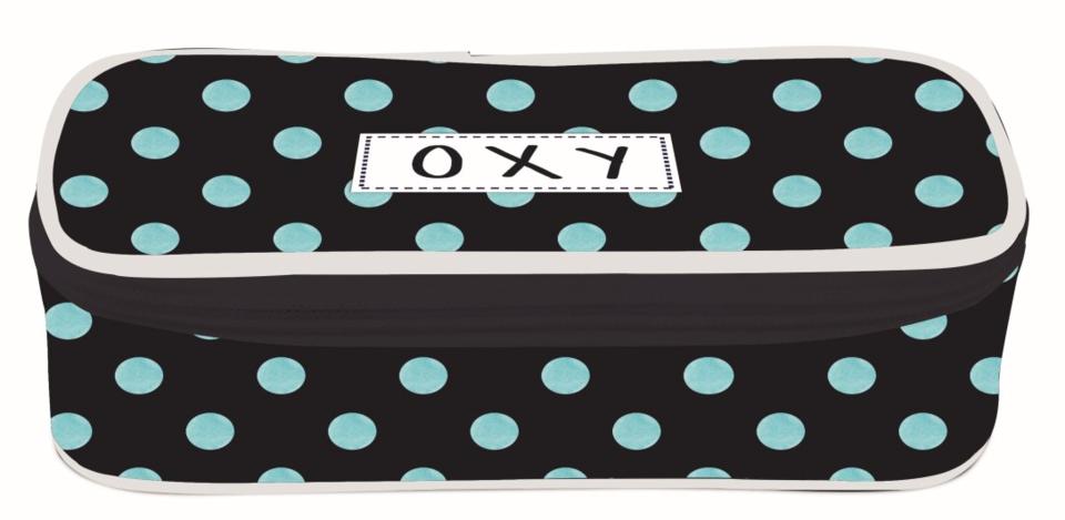Peračník etue komfort OXY Dots blue