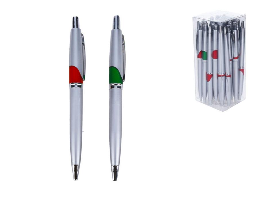 Guľôčkové pero 1,00mm 2farby - náhodná