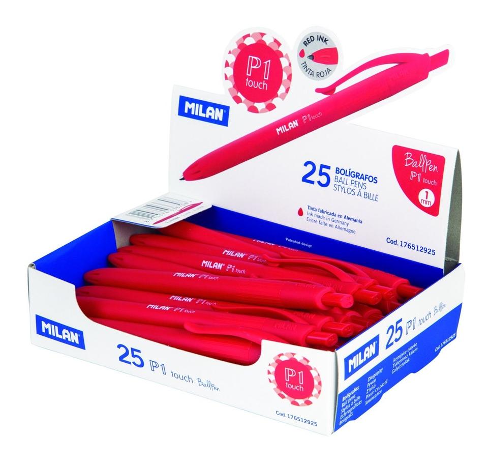 Pero guličkové Milan P1 touch