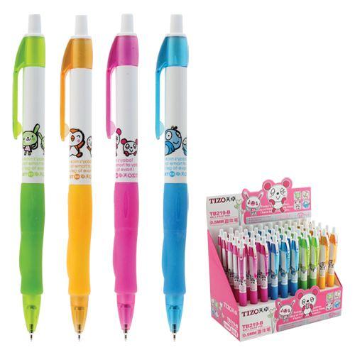 Pero guľôčkové so zvieratkami
