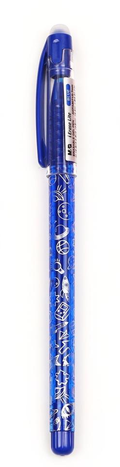 Gumovacie pero modré 0,7mm