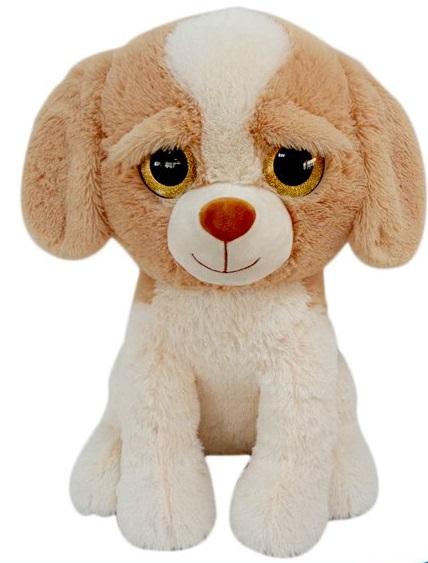 Plyšový pes sediaci 52cm