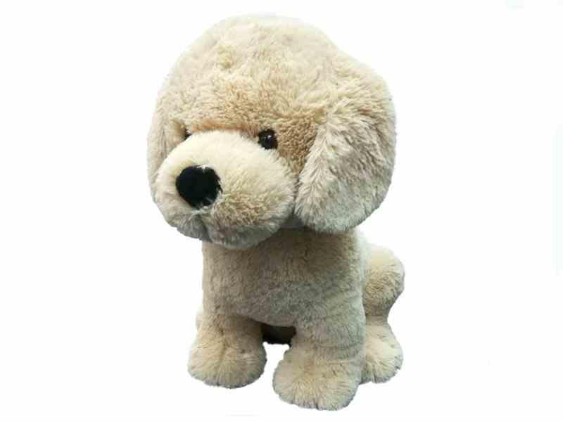Plyšový pes sediaci 48cm