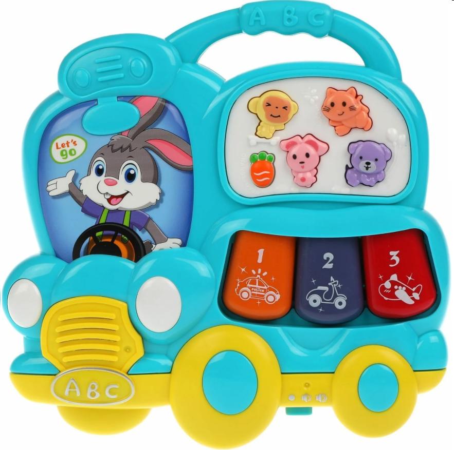 Piano autobus - náhodná