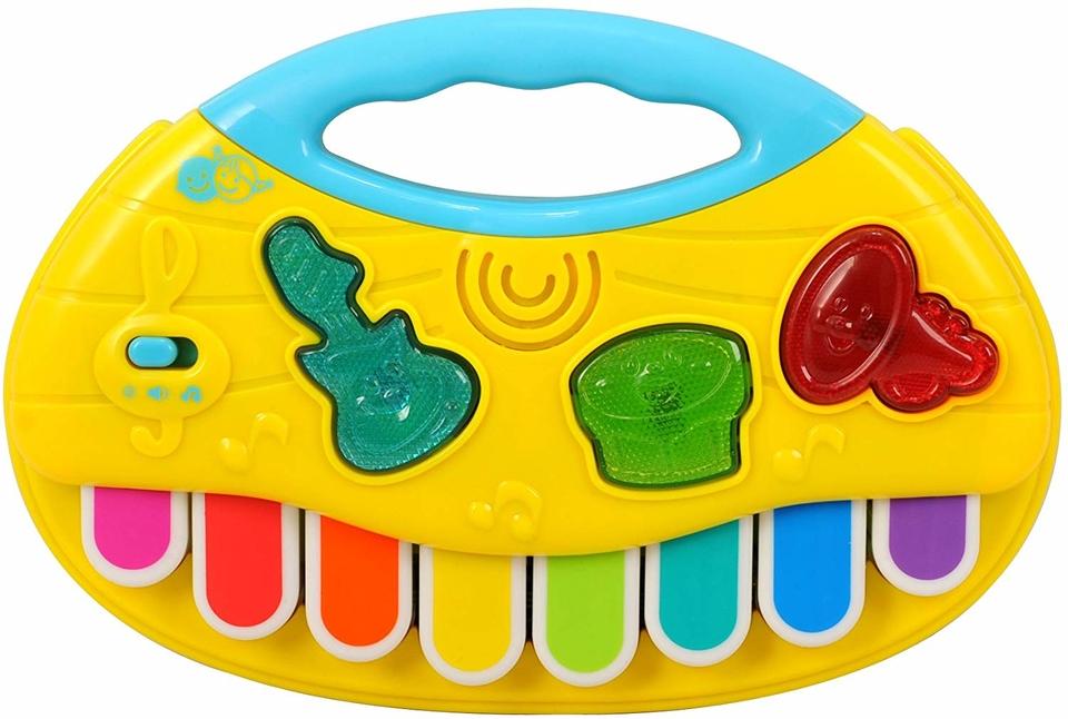 Klávesy pre najmenších, piano 23cm