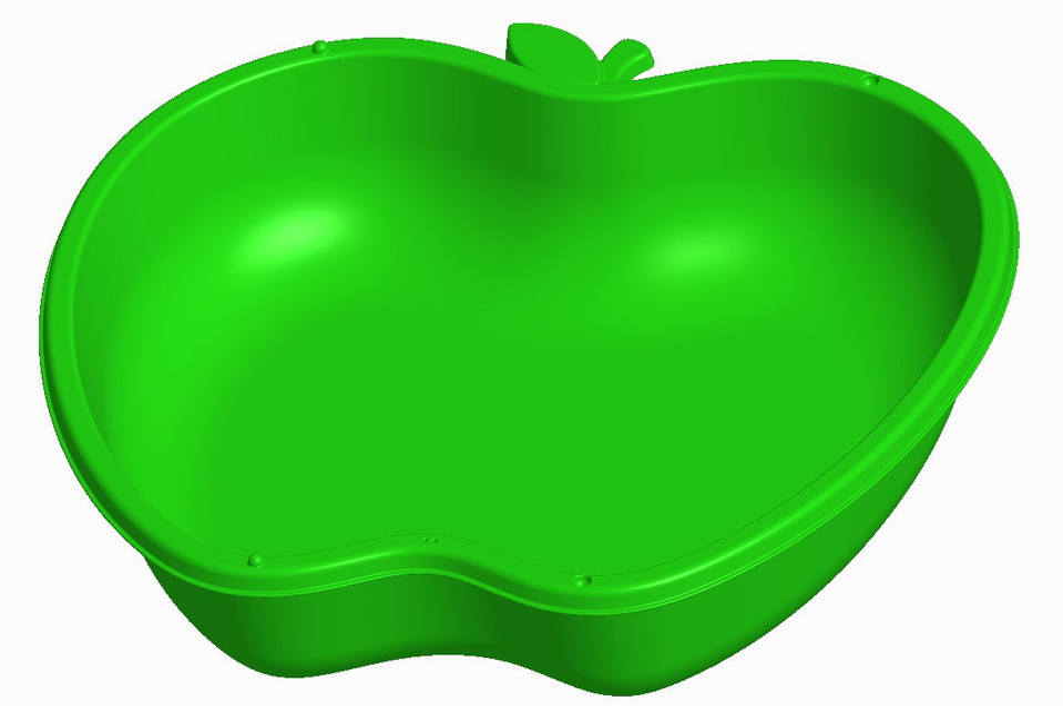 Dohány Pieskovisko jablko - zelená