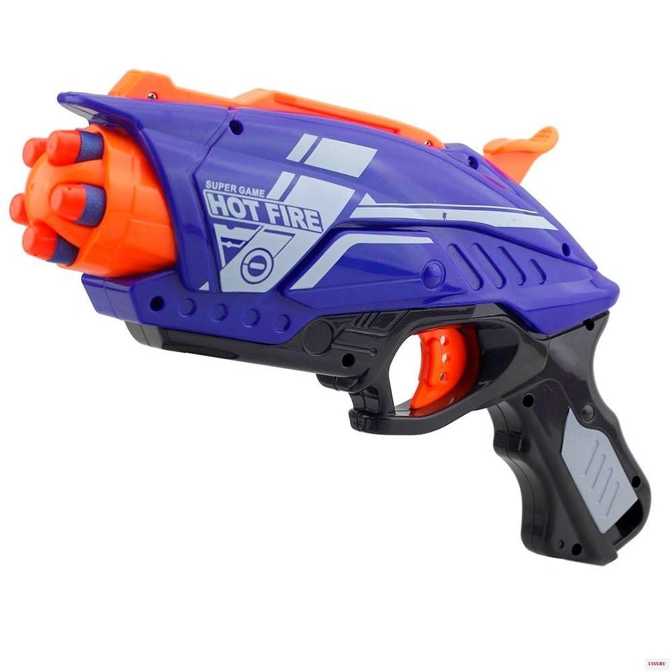 Pištoľ Blaze Storm 28cm s nábojmi 20ks