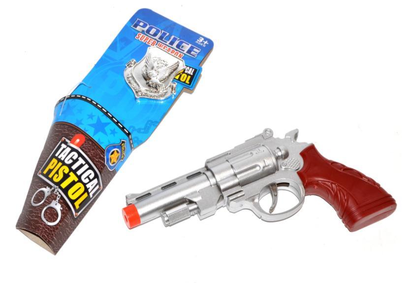 Pištoľ set pre policajtov