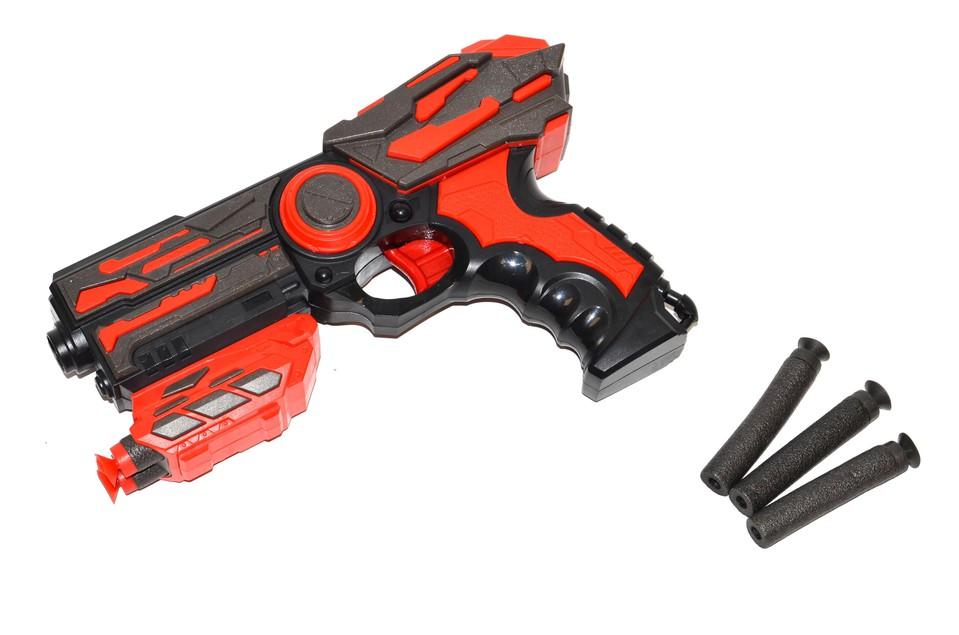 Pištoľ s penovými nábojmi