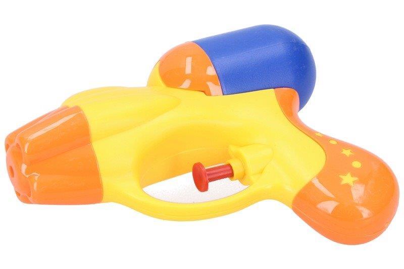 Pištoľ vodná 13cm - biela